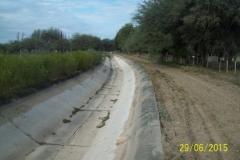 Limpieza zona de Camino de los Canales San Martin, Contreras Lopez y Maco Manogasta 2 2015