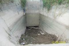 Limpieza sifones en canales Contrera Lopez y Maco Manogasta - Vista anterior 3 2015