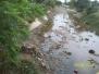 Limpieza del Canal San Martin en el Sector Urbano