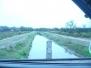 Mantenimiento del canal Norte, del canal de tierra y sus banquinas.