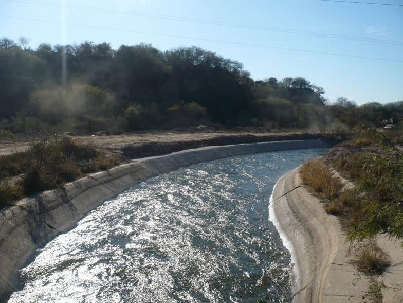 Mantenimiento Canal Norte. Periodo 2012. Trabajo concluido