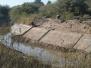 Mantenimiento del canal Norte en el área del Dpto. Banda.