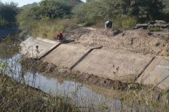 Mantenimiento Canal Norte. Periodo 2012. Etapa de Trabajo 1