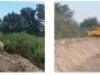 Obra: Desenlame y reconstitución de bordos del Canal Bajo Grande