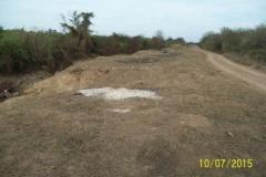 Revestimiento del canal San Martin 3