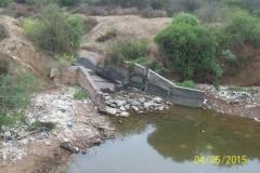 Revestimiento del canal San Martin 4