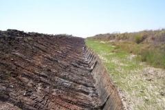 Reacondicionamiento de canales de drenajes. Periodo 2008-2015. Etapa de trabajo