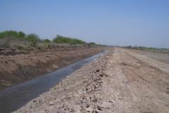 Reacondicionamiento de canales de drenajes. Periodo 2008-2015. Trabajo conluido