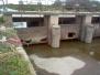 Reconstrucción de 12 compuertas del Canal Suri Pozo. Período: Años 2008 al 2009.